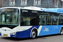 BYD: elektrische bus verdient zich terug