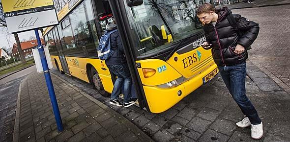 EBS schrijft in op Haarlem-IJmond