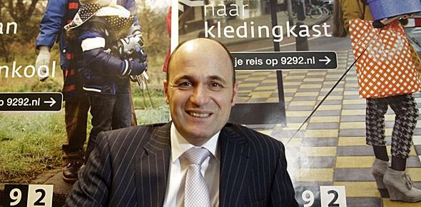 Stefan Hulman vertrekt bij 9292