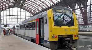 Belgen bezorgd over daling stiptheid trein