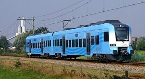 Nieuwe treinen Valleilijn nog zonder toilet
