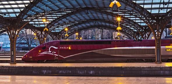Thalys wordt zelfstandig bedrijf