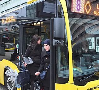 Utrecht: meer elektrisch, lijn 12 verdwijnt