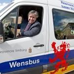 Provincie Limburg Wensbus Nunhem Haelen