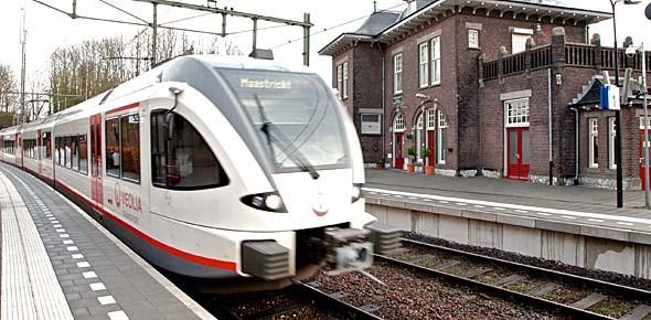 Drie inschrijvers voor concessie Limburg