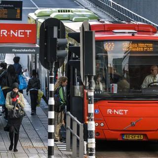 Is HOV hetzelfde als BRT?