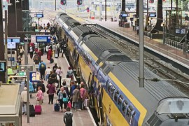 ACM: NS overtreedt Spoorwegwet