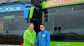 Twee grootste Duitse busbedrijven fuseren