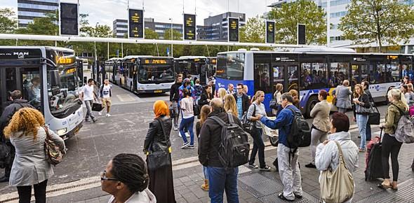 Go! Groen ov mikt op Eindhoven