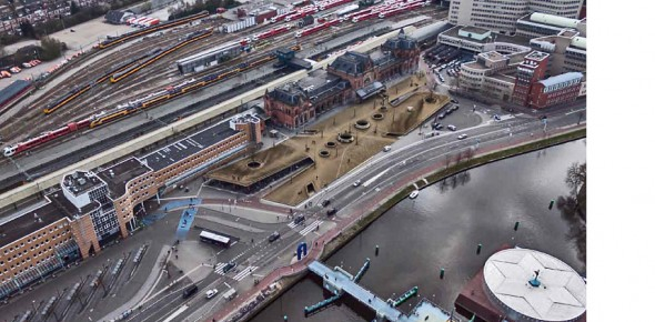 Groningen–Amsterdam kan stuk sneller