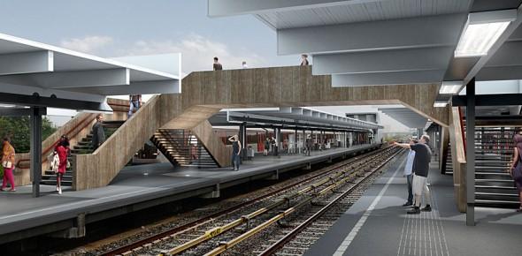 Metrostations Oostlijn krijgen opknapbeurt
