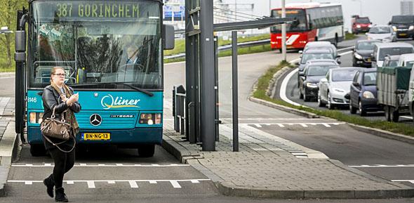Groei stads- en streekvervoer 2,7 procent