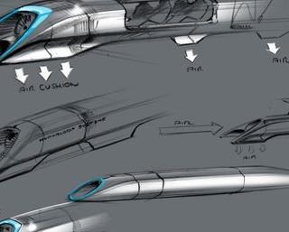Plannen voor eerste testbaan hyperloop