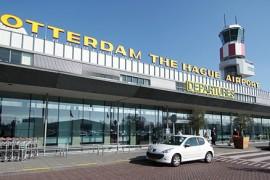 Flexibel vervoer naar Rotterdam Airport