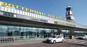 Rotterdam Airport bereikbaar via MaaS