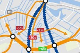 Metro Amsterdam verdringt tram en bus