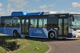 Aantal e-bussen neemt wereldwijd snel toe