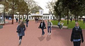 Leeuwarden vernieuwt stationsomgeving
