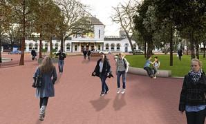 Station Leeuwarden nu en straks