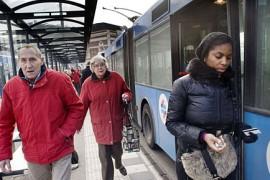 De potentie van de trolleybus
