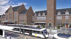 Limburg wil Vlaamse tram tot Mosae Forum