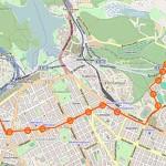 Stockholm lijn 73