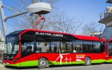 Acht oplaadbare bussen voor Stockholm