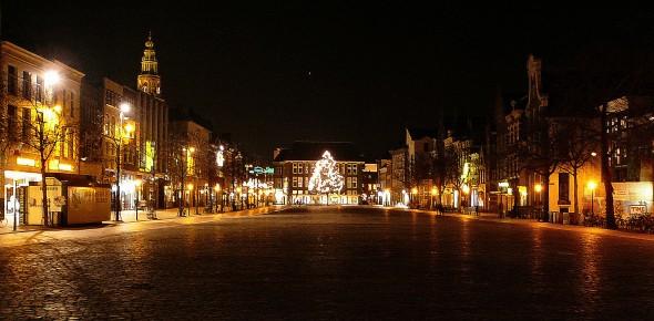 Groningen en Zwolle aangesloten op nachtnet