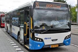 GVB gaat over op elektrische bussen