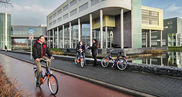 Deltion-fietsen