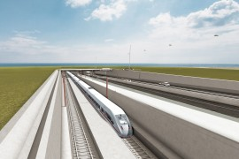 Denemarken stemt in met bouw tunnel