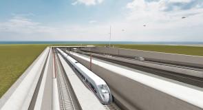 Denemarken stemt in met bouw tunnel