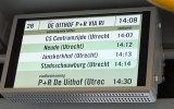 Ook open data voor punctualiteit en rituitval