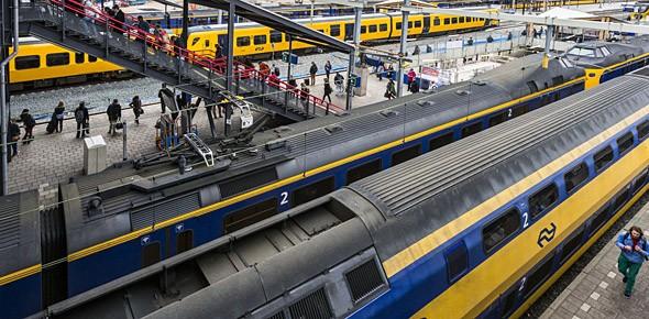 NS installeert 4G in alle Intercity's
