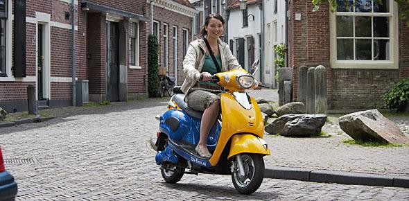 NS stopt met elektrische fiets en scooter