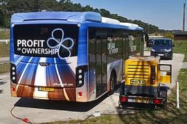 TNO: elektrische bussen worden beter