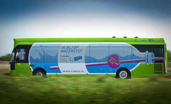 waterstofbus