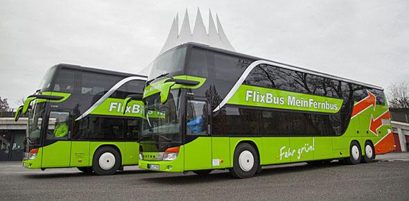 Flixbus neemt Eindhoven en Nijmegen mee