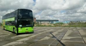 Flixbus begint Nederlands busnetwerk