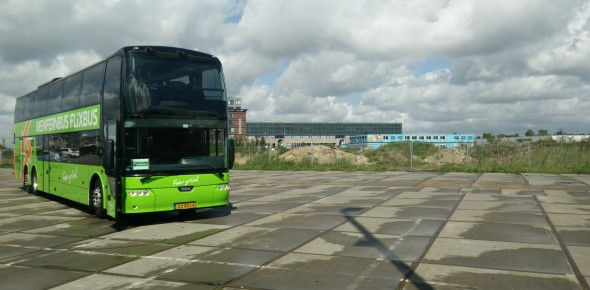 Flixbus wil binnenlandse ic-bussen inzetten