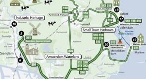 Regionale toeristenkaart floreert