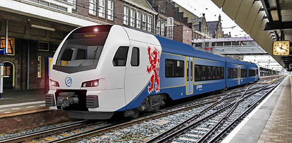 Arriva-Limburg: meer treinen, minder bussen