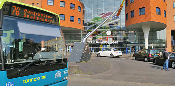 Provincie Utrecht dupeert reizigers dubbel