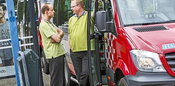 Wmo-vervoer redt stadsdienst Meppel