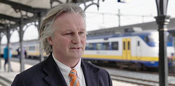 Pier Eringa: Eerder te veel veiligheid op spoor