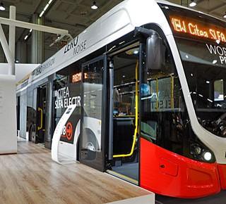 VDL presenteert gelede elektrische bus