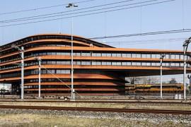 Robuuste verkeersleidingspost in Utrecht