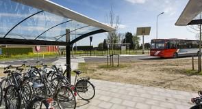 Hov-bus trekt twee keer zoveel fietsers