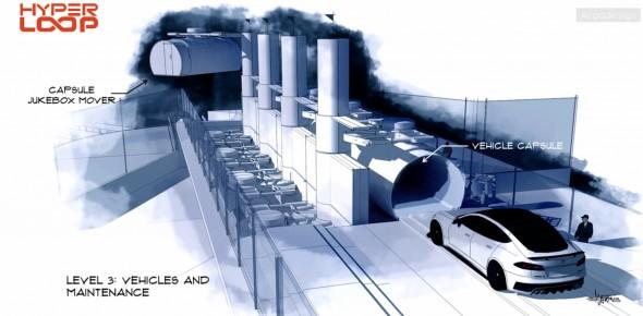 Eerste testbaan Hyperloop over jaar klaar