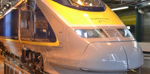 Eurostar vervoert recordaantal passagiers